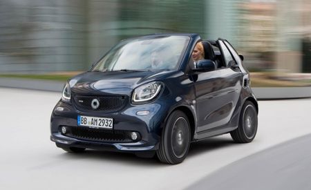 Slighty Mightier Mite: Smart Debuts Latest Brabus-Fettled Fortwo