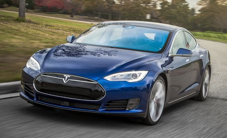 Rumor: More Powerful Tesla Model S Could Debut This Week
