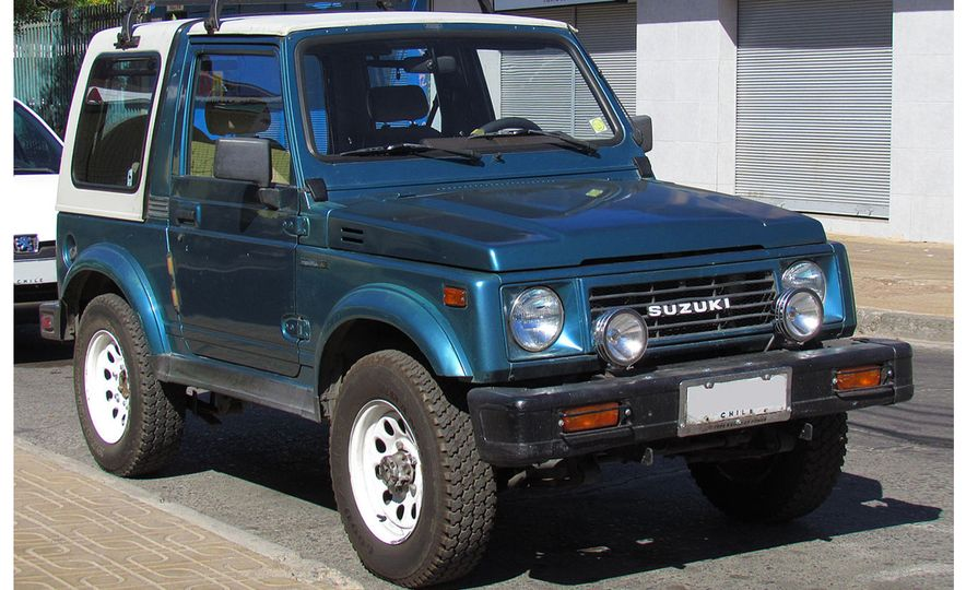 20 Old-School Off-Road Rigs for Backcountry Adventure - Slide 15