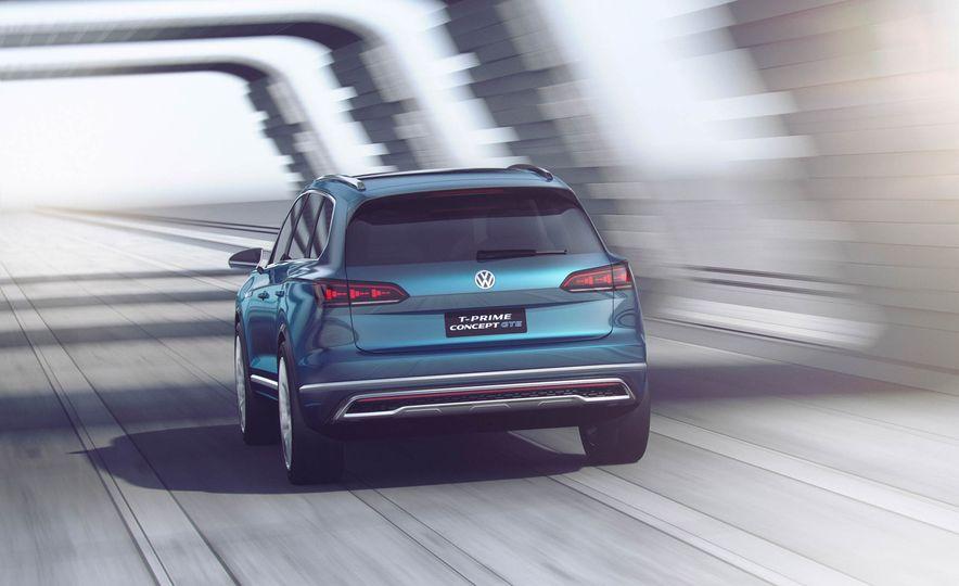 Volkswagen T-Prime concept - Slide 10