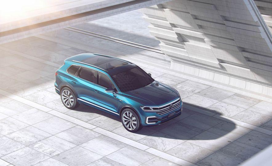Volkswagen T-Prime concept - Slide 20