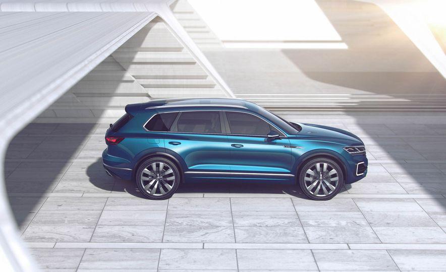 Volkswagen T-Prime concept - Slide 21