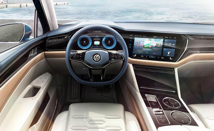 Volkswagen T-Prime concept - Slide 24