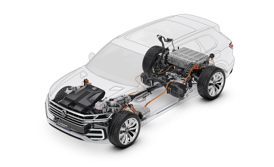 Volkswagen T-Prime concept - Slide 27