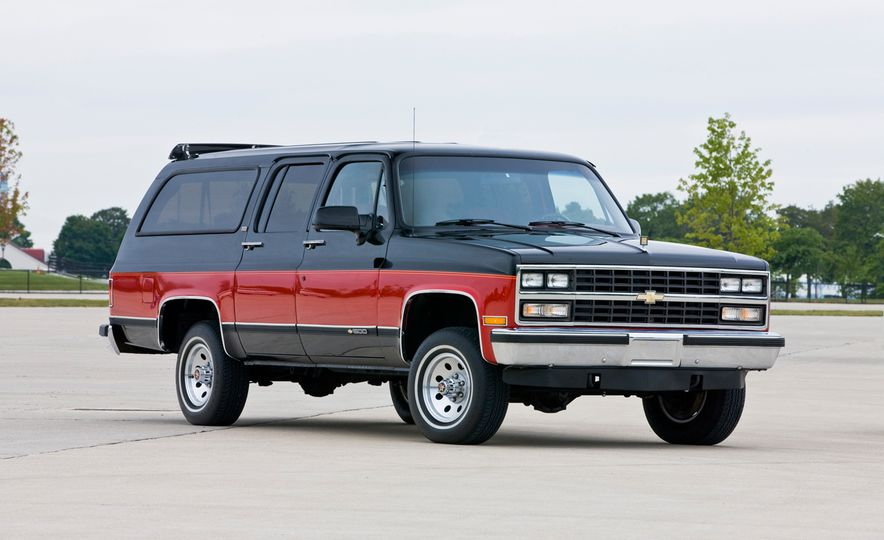 20 Old-School Off-Road Rigs for Backcountry Adventure - Slide 20