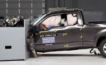 Seven Pickup Trucks Enter, Only One Emerges with an IIHS Top Safety Pick