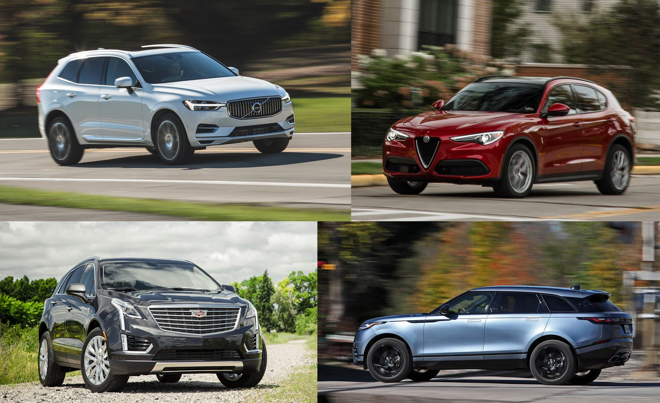 Best And Worst Luxury Cars 2019: Jewel Boxes: Compact Luxury Crossovers Ranked From Worst