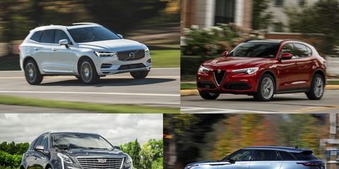 22 Luxury Small Suvs Best Compact Luxury Crossovers Ranked