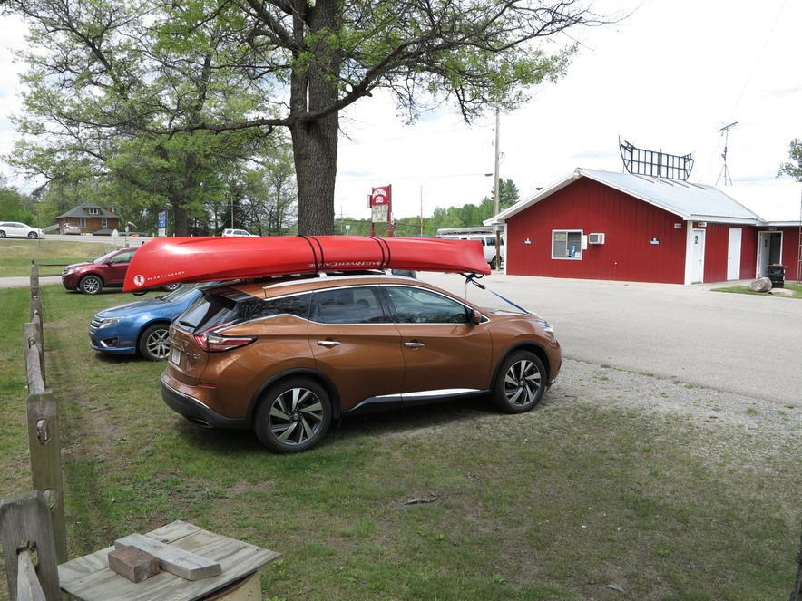2015 Nissan Murano Platinum AWD - Slide 8