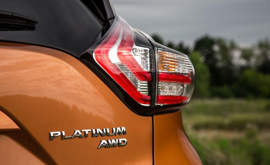 2015 Nissan Murano Platinum AWD - Slide 15