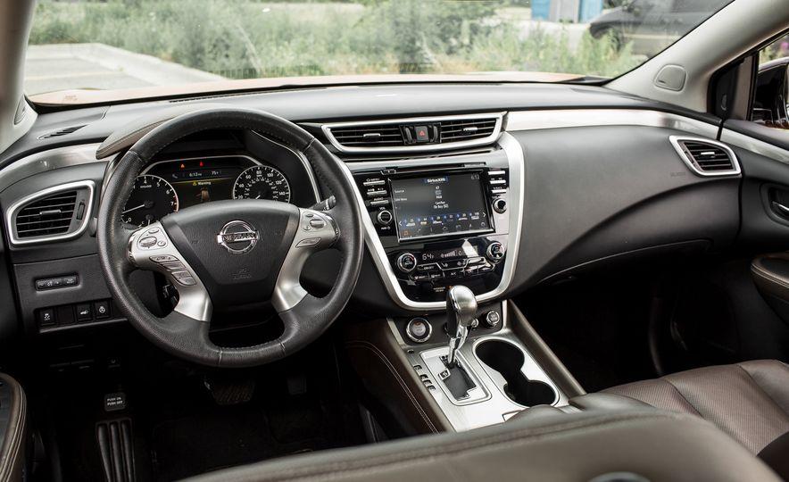 2015 Nissan Murano Platinum AWD - Slide 22