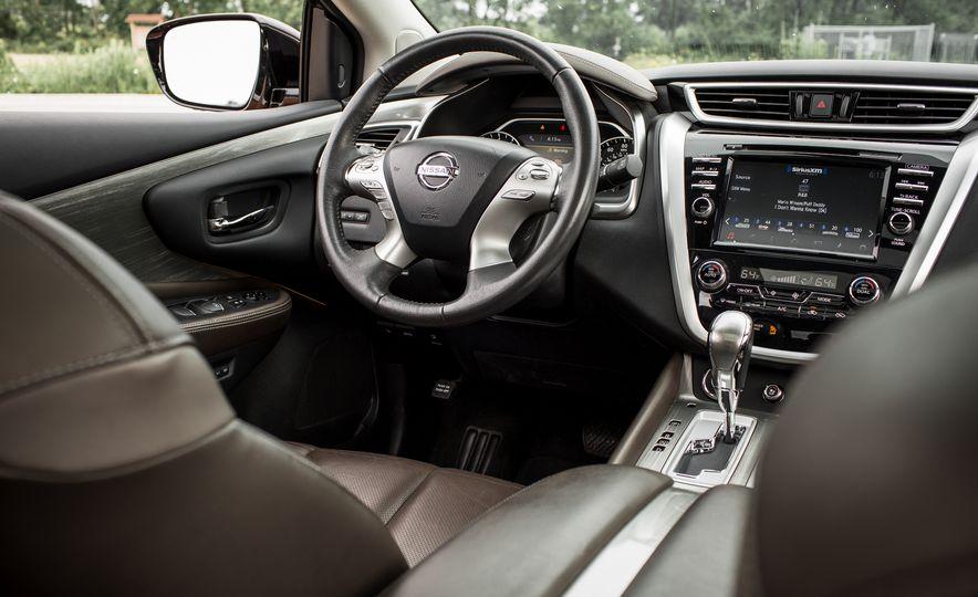 2015 Nissan Murano Platinum AWD - Slide 25