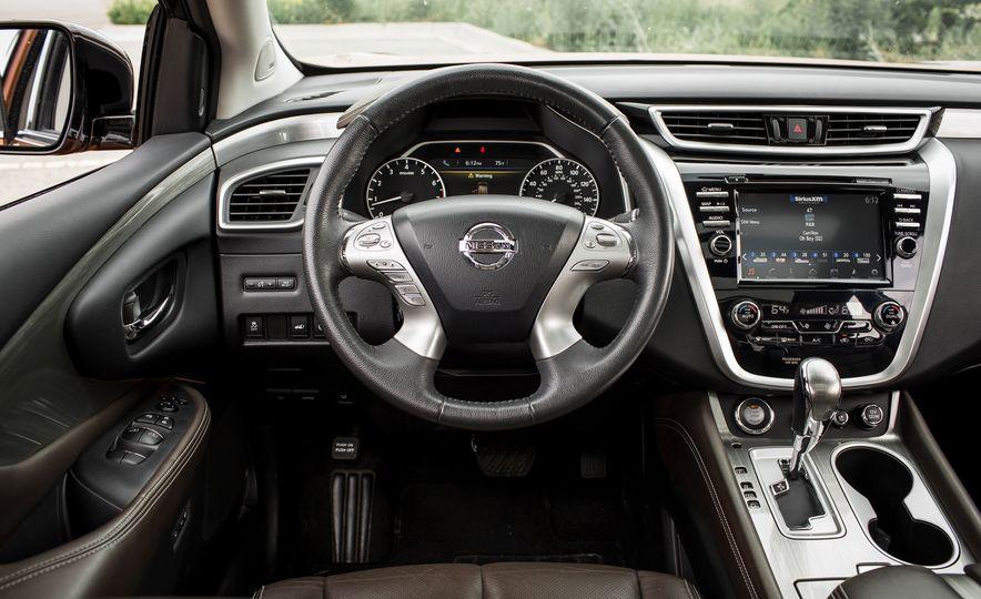 2015 Nissan Murano Platinum AWD - Slide 26