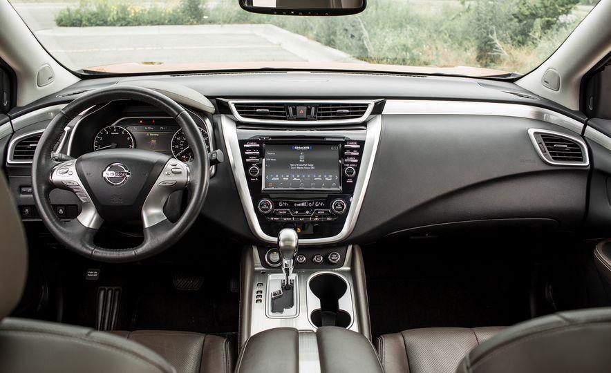 2015 Nissan Murano Platinum AWD - Slide 24