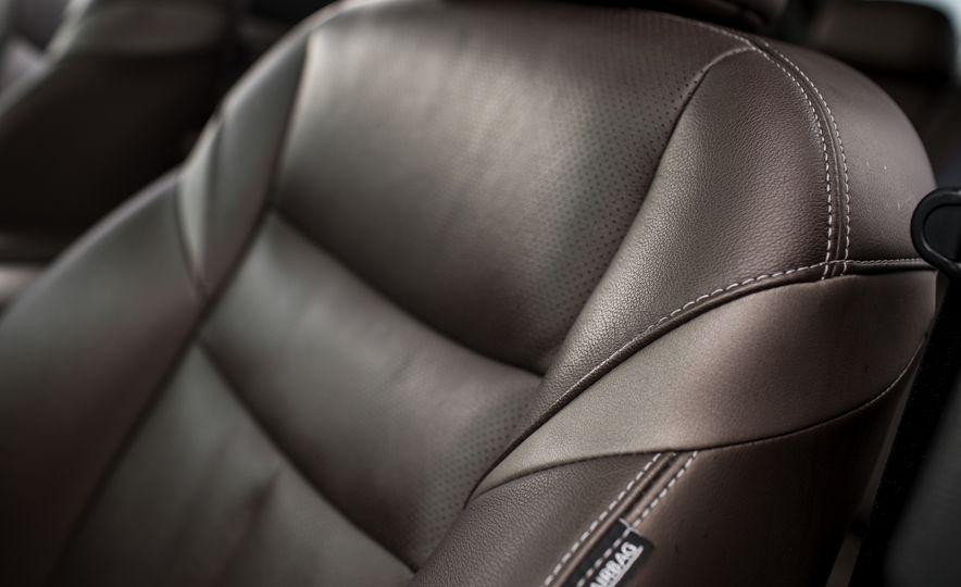 2015 Nissan Murano Platinum AWD - Slide 41