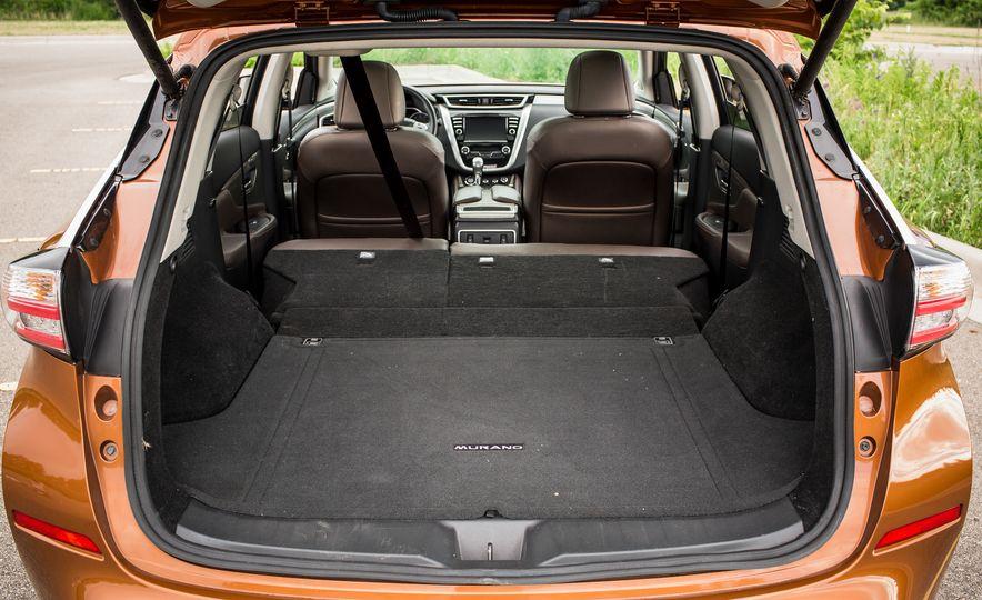2015 Nissan Murano Platinum AWD - Slide 44