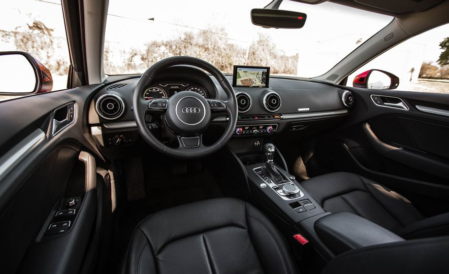 2016 Audi A3 e-tron Sportback - Slide 39
