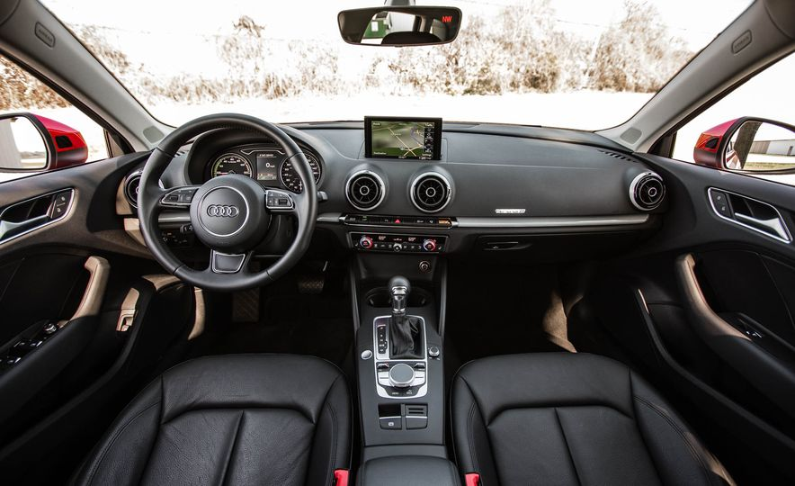 2016 Audi A3 e-tron Sportback - Slide 40