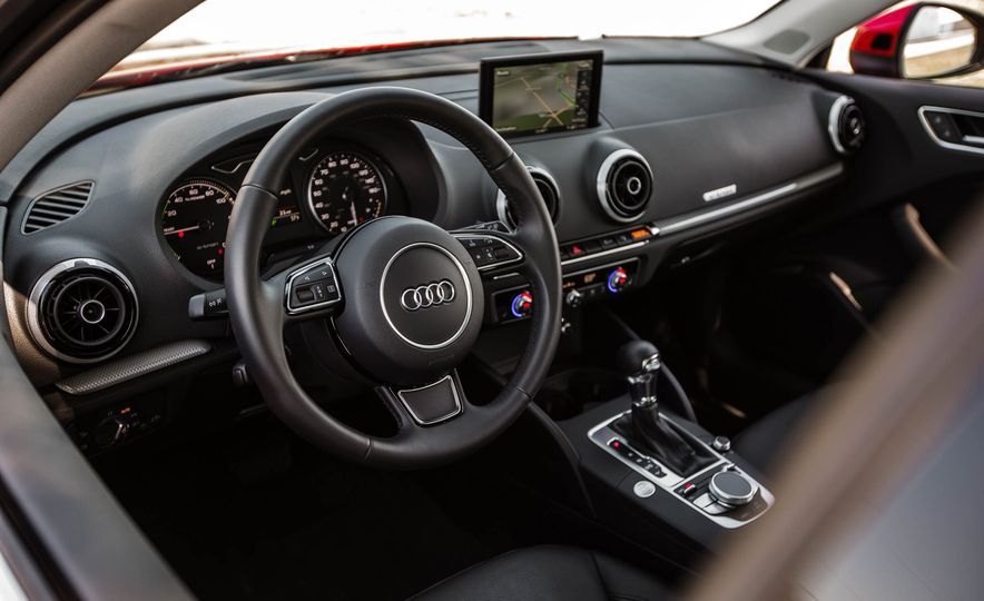 2016 Audi A3 e-tron Sportback - Slide 48