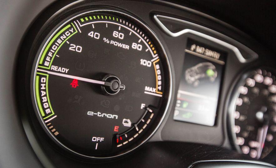 2016 Audi A3 e-tron Sportback - Slide 53