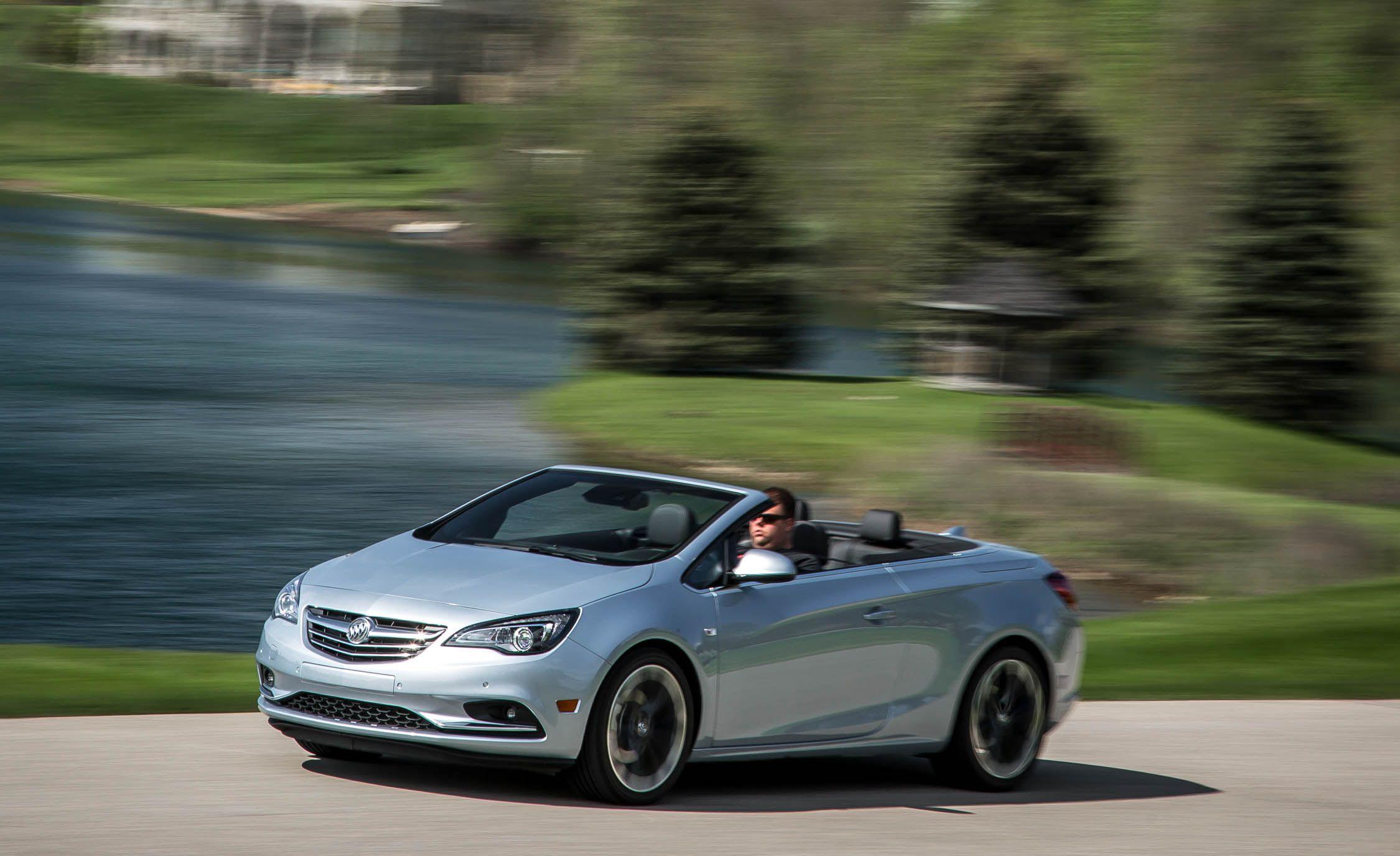 Buick Cascada Reviews Price Photos And Specs Car Driver