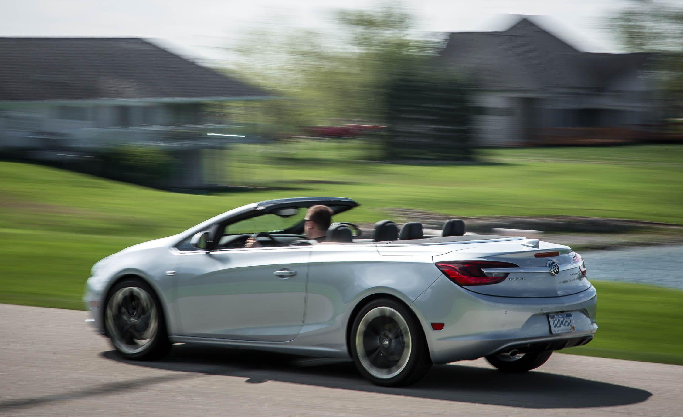 2019 Buick Cascada Reviews Price Photos And Specs Car Driver