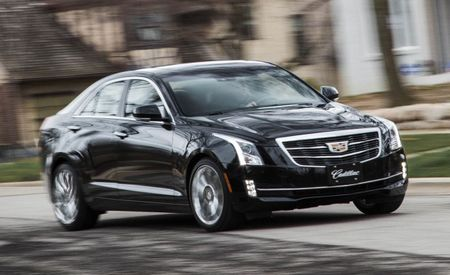 2017 Cadillac ATS Loses Base Engine, Gains More Feature Content