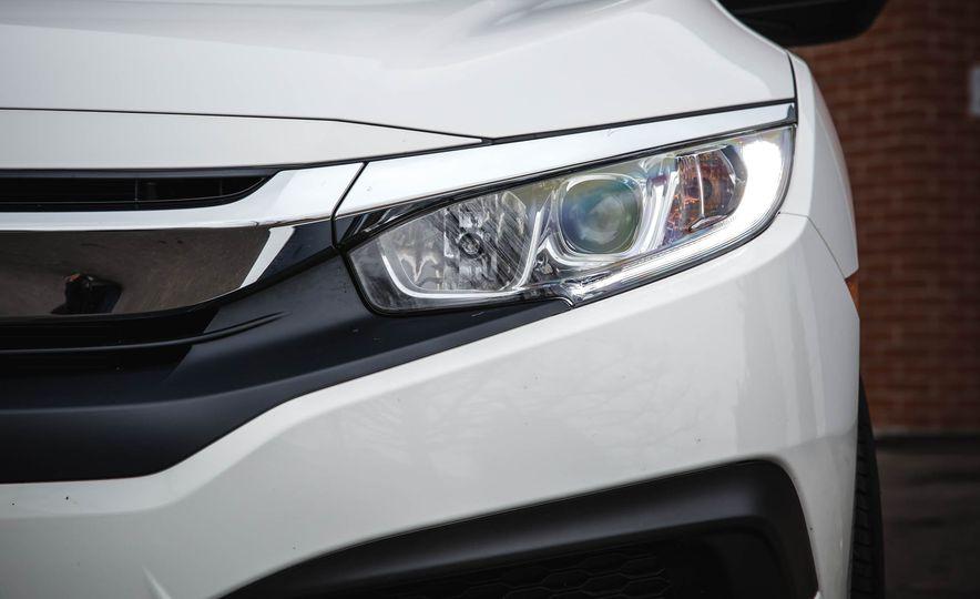 2016 Honda Civic coupe LX - Slide 14