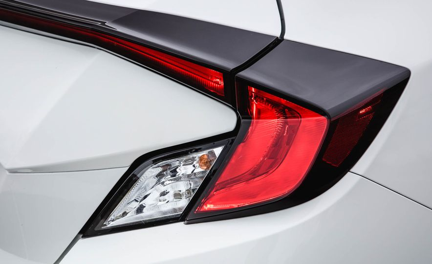 2016 Honda Civic coupe LX - Slide 19