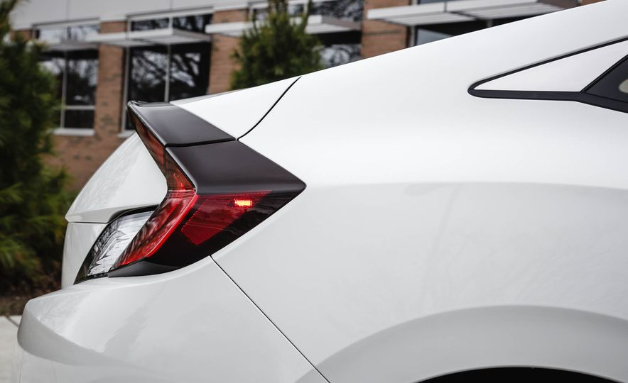 2016 Honda Civic coupe LX - Slide 23