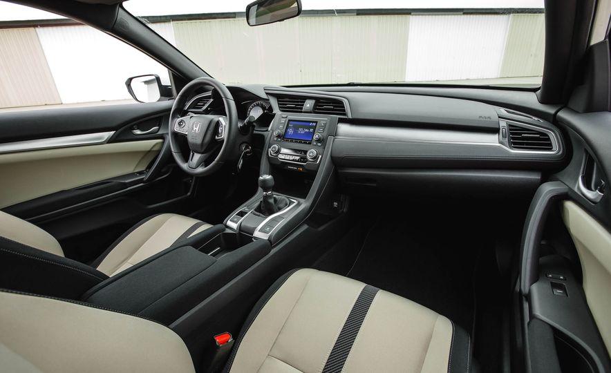 2016 Honda Civic coupe LX - Slide 26