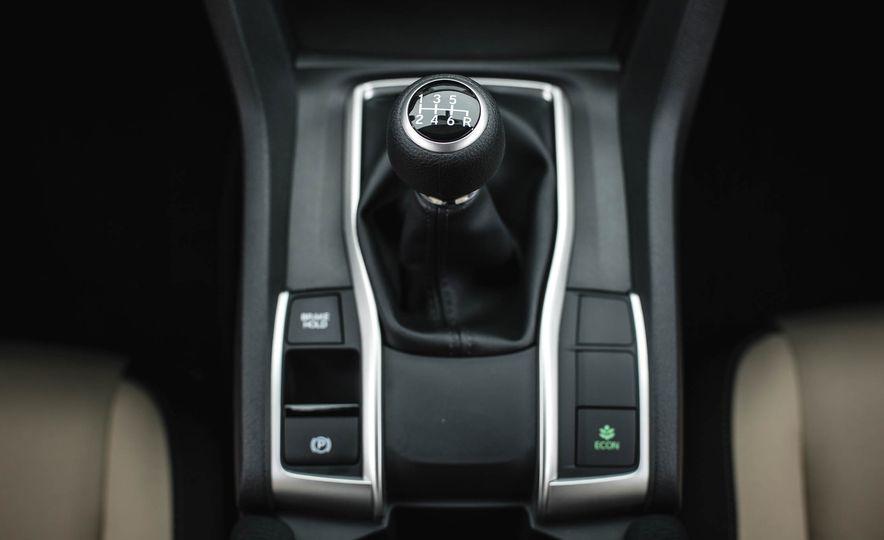 2016 Honda Civic coupe LX - Slide 34
