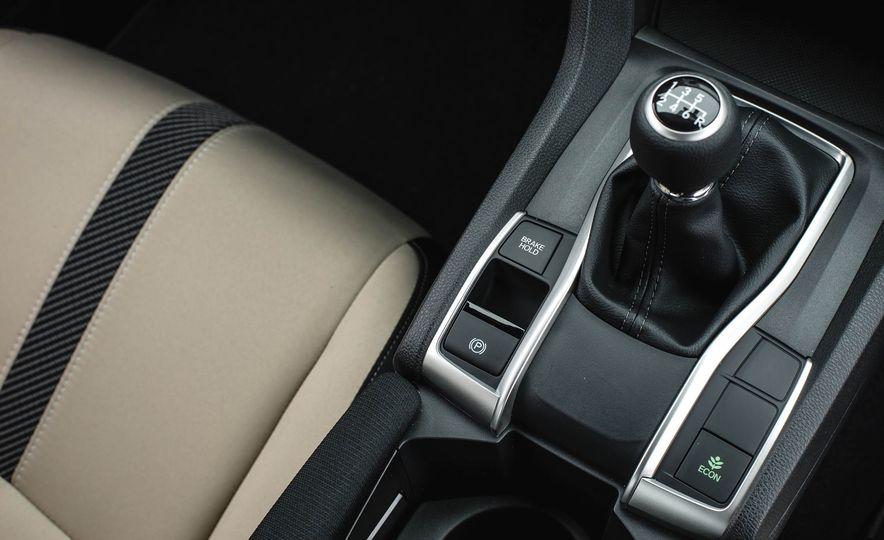2016 Honda Civic coupe LX - Slide 35