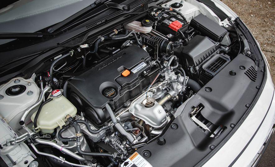 2016 Honda Civic coupe LX - Slide 41