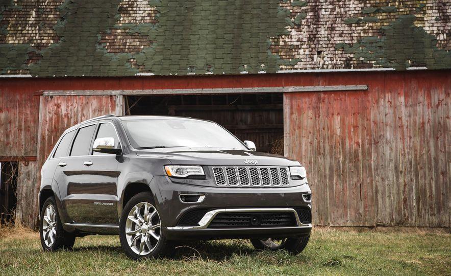 2016 Jeep Grand Cherokee Summit - Slide 3