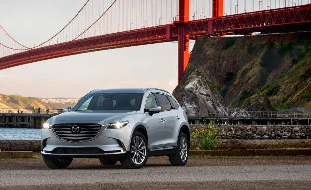 Mazda Confirms CX-9's 2.5L Turbo Four Fits in Other Models
