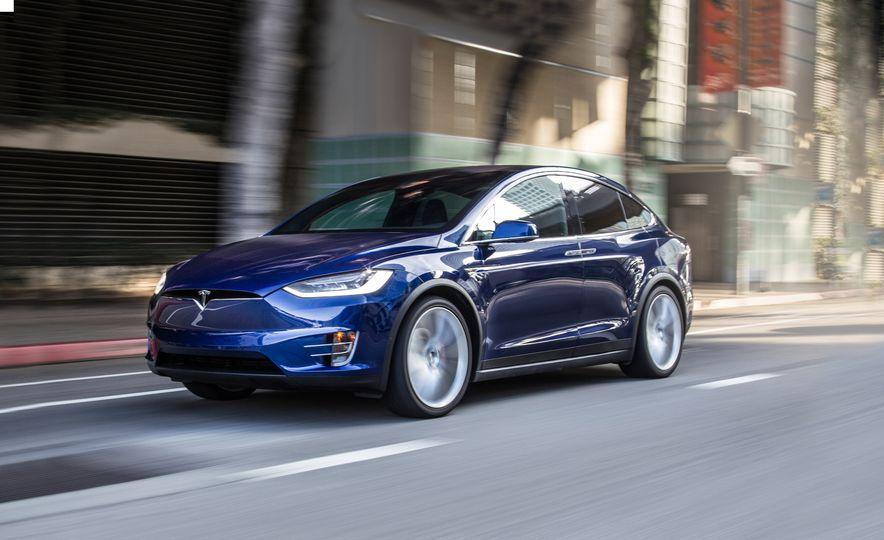 2016 Tesla Model X P90D - Slide 1