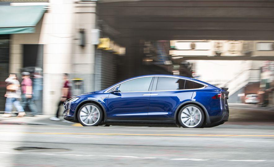 2016 Tesla Model X P90D - Slide 3