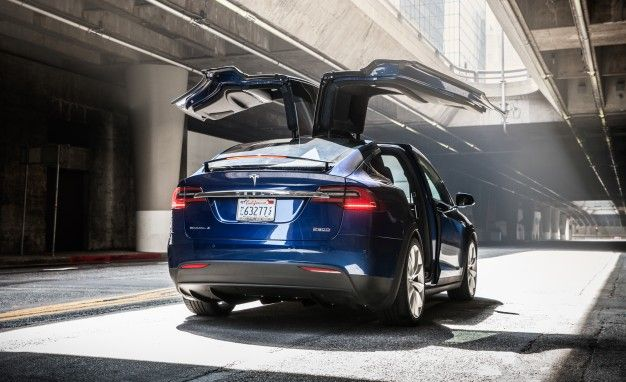 2018 Tesla Model X Reviews Tesla Model X Price Photos And Specs
