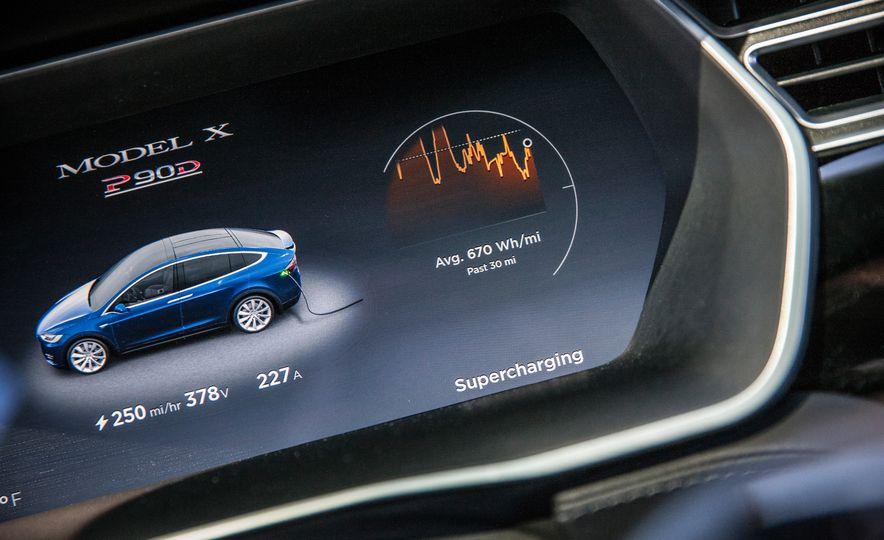 2016 Tesla Model X P90D - Slide 23