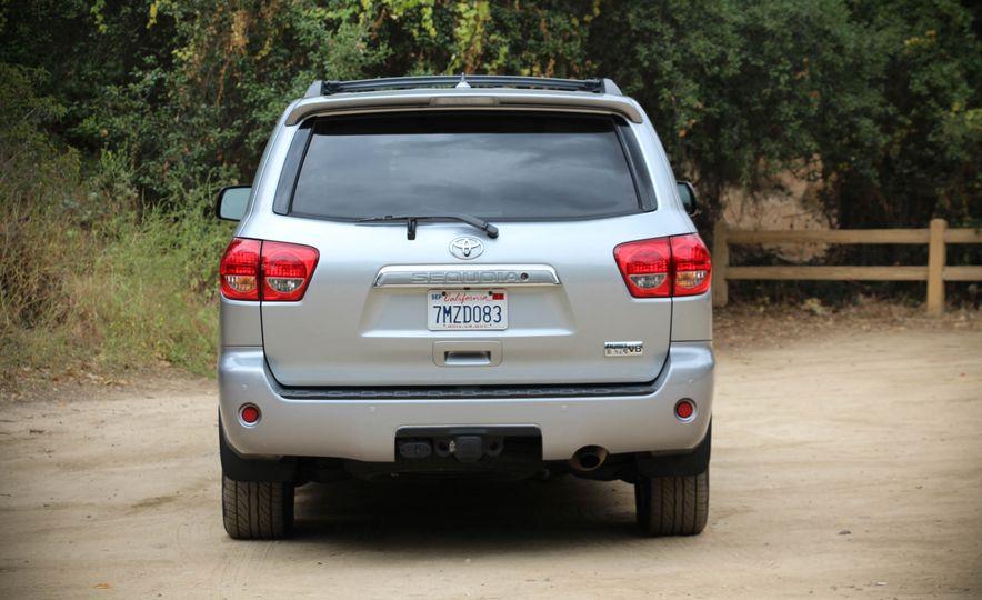 2016 Toyota Sequoia - Slide 8