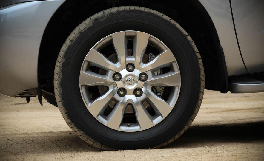 2016 Toyota Sequoia - Slide 11