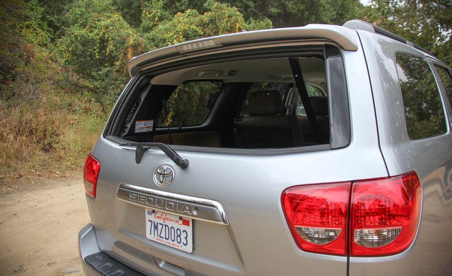2016 Toyota Sequoia - Slide 12