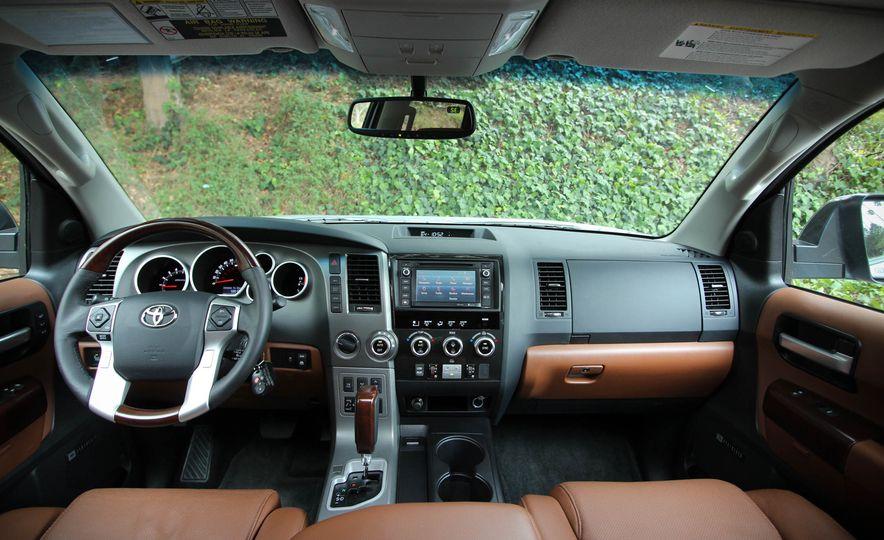 2016 Toyota Sequoia - Slide 17