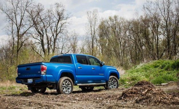2019 Toyota Tacoma Reviews Price Photos And Specs Car Driver