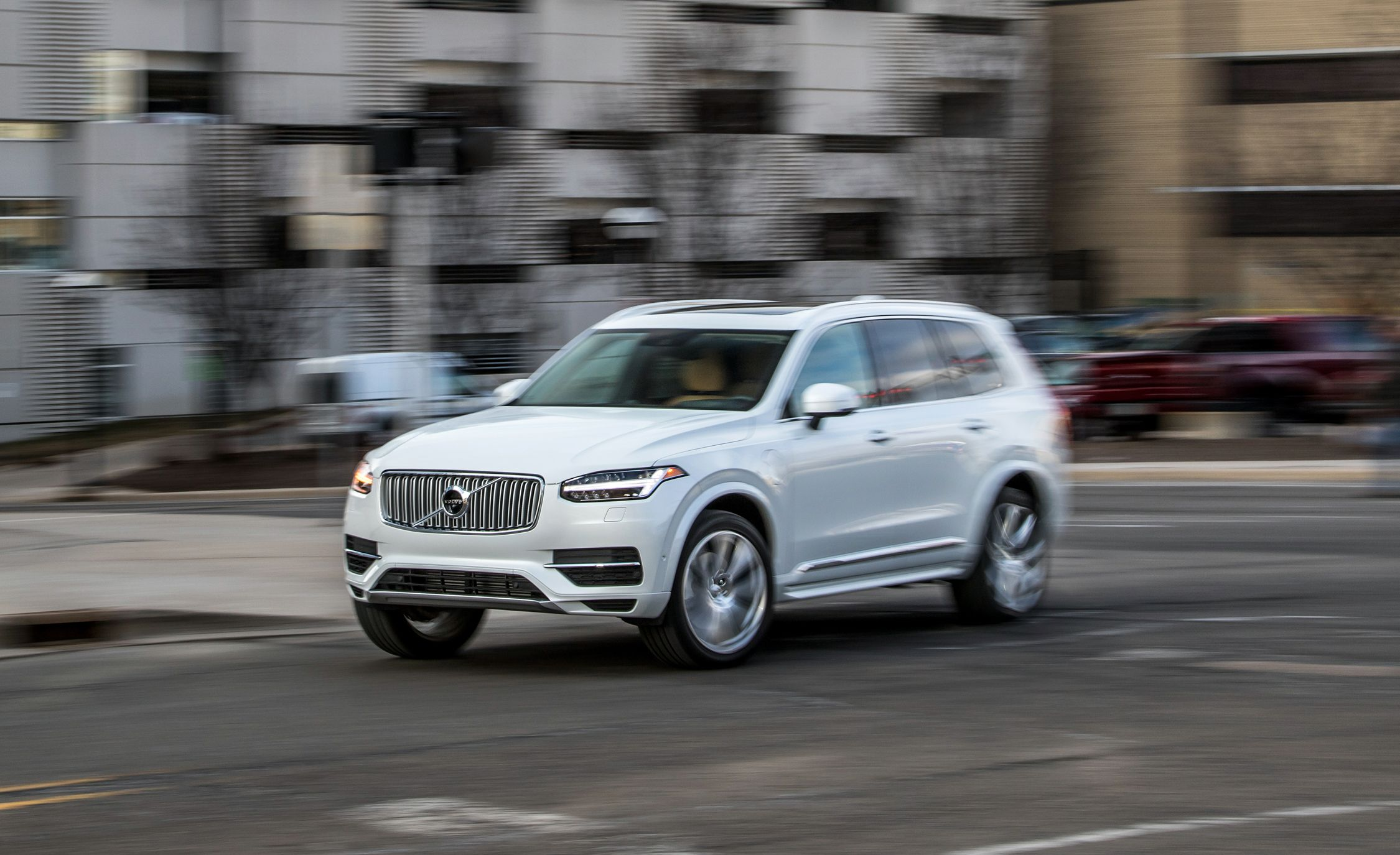 2016 Volvo Xc90 T8 Twin Engine Awd Plug In Hybrid