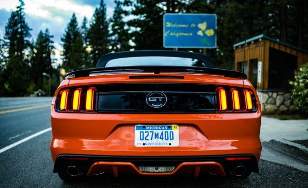 View 25 Photos 2016 Ford Mustang GT California Special