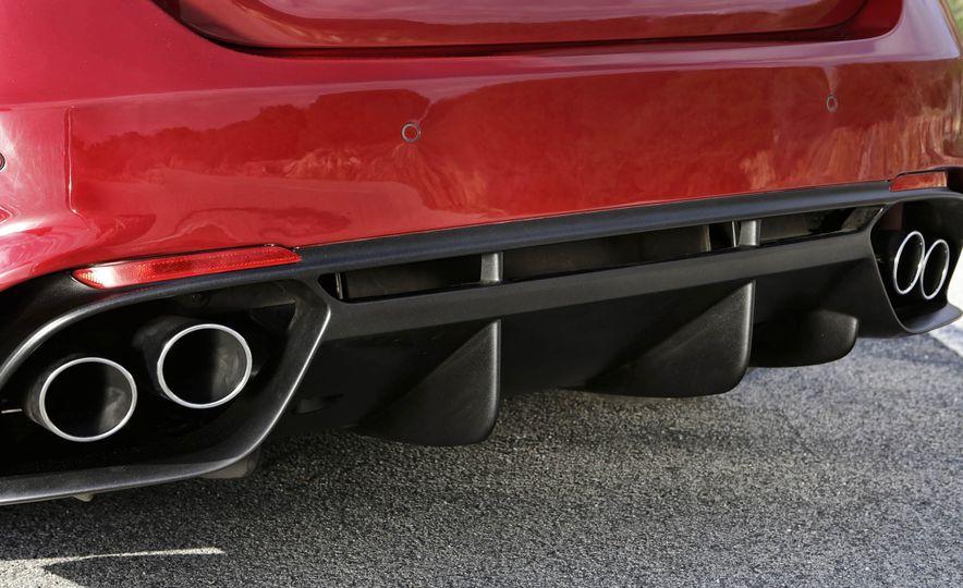 2017 Alfa Romeo Giulia Quadrifoglio - Slide 33