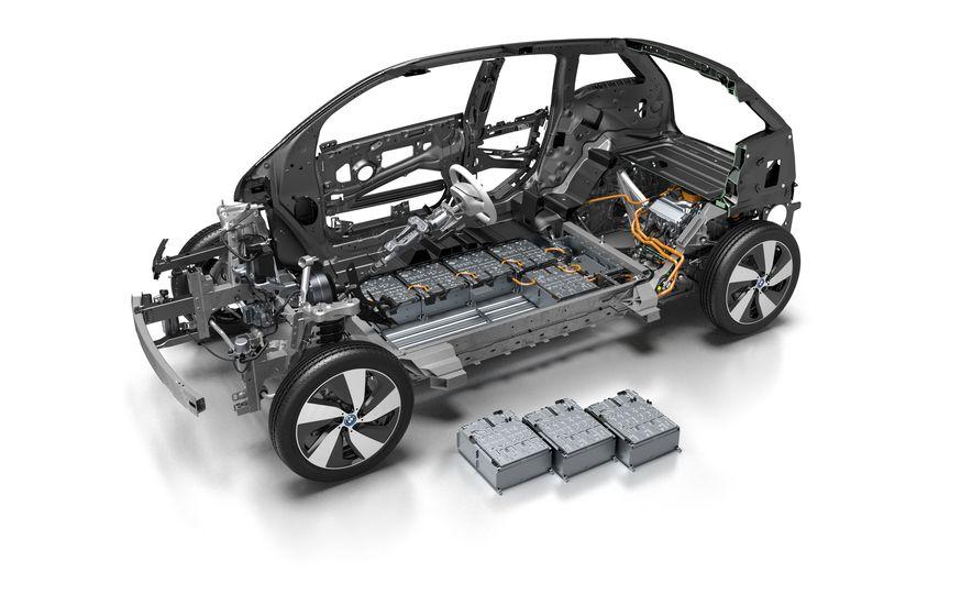 2017 BMW i3 - Slide 21
