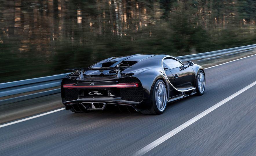 2017 Bugatti Chiron - Slide 4